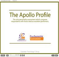 Apollo Profile Presentation